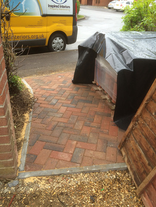 new-front-paving-access