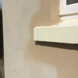 12 rendered window cill detail