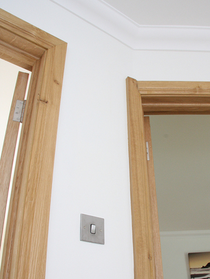 Quality wood door frames Bishopstoke Manor
