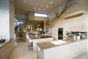 Modern new kitchen