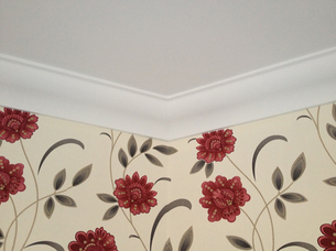 Coving perfect corner finish