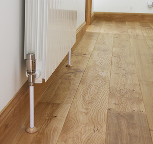 perfect wood skirting board Bishopstoke Manor